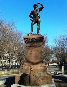 Leif Erikson Boston