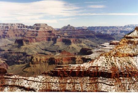 Grand Canyon Colorado USA