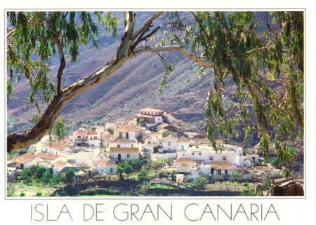 Gran Canaria Postcard 1