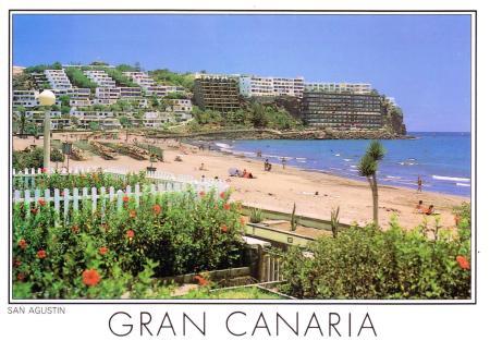Gran Canaria Postcard 2