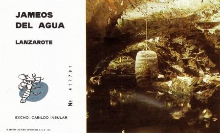 Jameos del Agua Admission Ticket Lanzarote