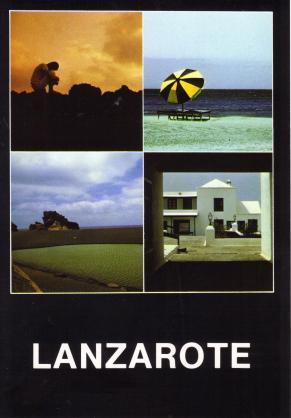 Lanzarote Postcard 1