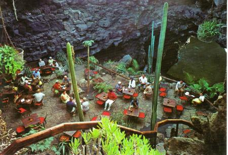Jameos del aqua Lanzarote Canary Islands
