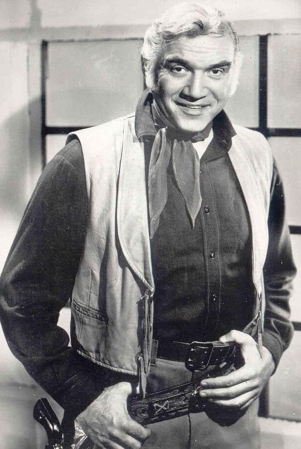 Harold Morrison - Hoss He's The Boss