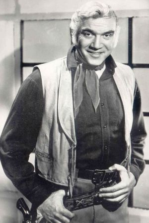 Bonanza Ben Cartwright