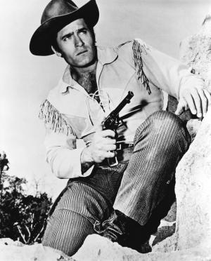 Clint Walker Cheyenne Body