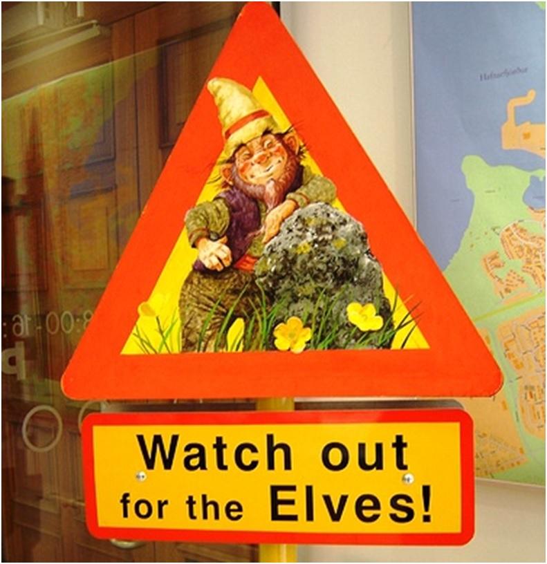 Orang Islandia Masih Percaya Elf