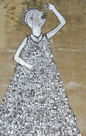 Urban Wall Art Wroclaw Poland