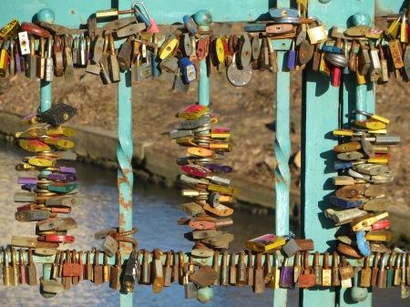 Wroclaw Love Locks