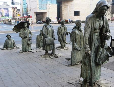 Wroclaw Poland Anonymous Pedestrians