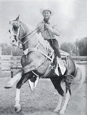 Roy Rodgers and Trigger