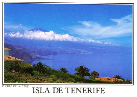 Tenerife, Mount Teide