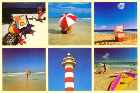 Fuertuventura Postcard 1