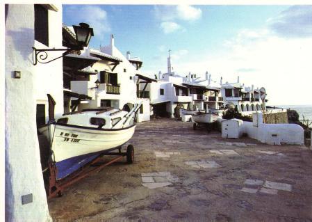 Binibeca Minorca 1987