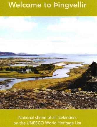 Pingvellir National Park Iceland