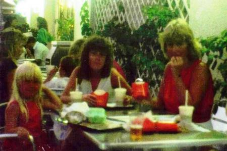 McDonalds Los Christianos Tenerife 1989