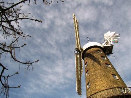 Moulton Windmill Lincolnshire 2