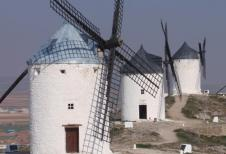 Consuegra Windmills Spain