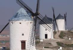 Consuegra Windmills Spain