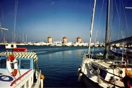 Rhodes Windmills 1