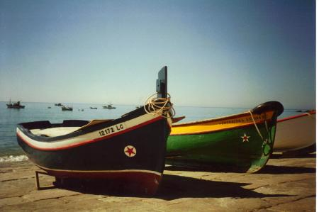 Algarve Fishing Boats