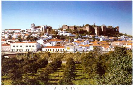 Algarve Castle of Silves