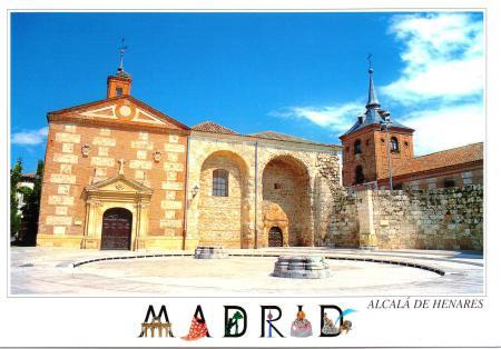 Alcalá de Henares Madrid Spain