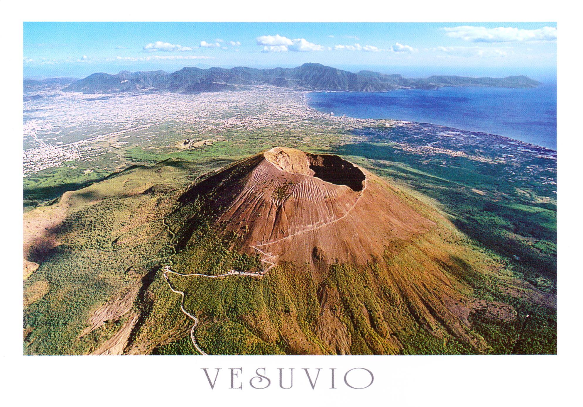 the mount vesuvius volcano 2011-9-8  mount vesuvius today two million  the volcano continued to erupt every 100 years  vesuvius stands in the middle of a.
