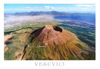 Vesuvius Naples Italy