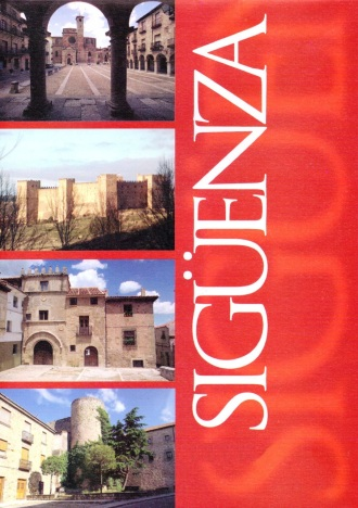 Sigüenza Tourist Map