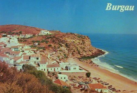 Burgau Postcard
