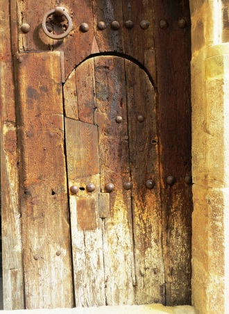 Doors of Sigüenza 2