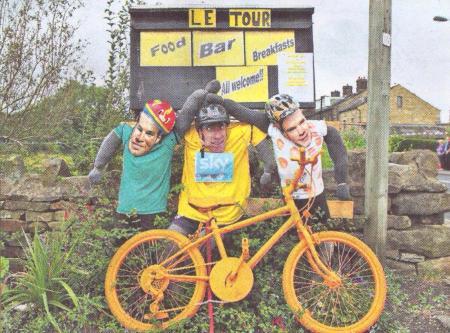 Tour de France Yorkshire
