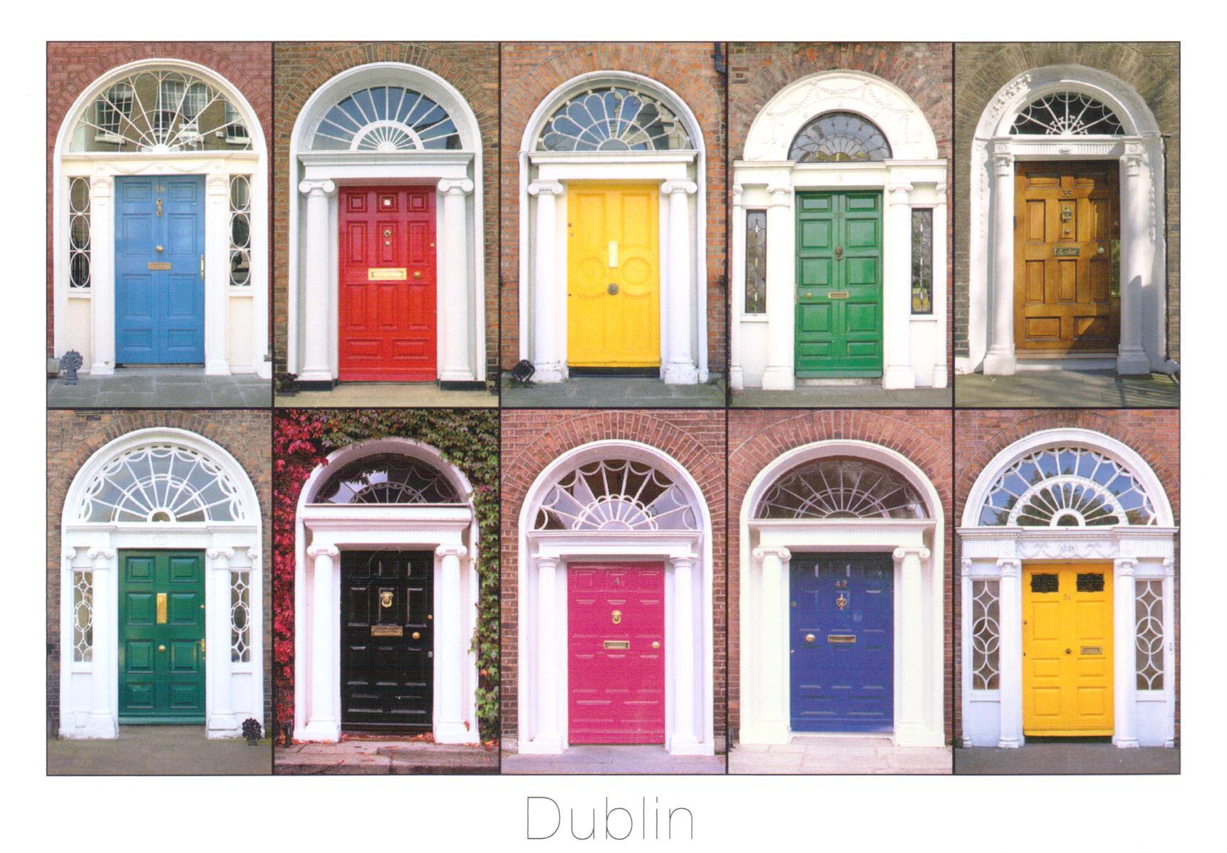 Doors of Dublin  sc 1 st  Have Bag Will Travel - WordPress.com & Ireland The Doors of Dublin   Have Bag Will Travel