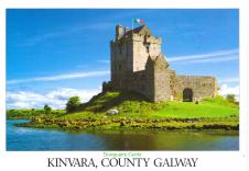 Dunguaire Castle Kinvara Ireland