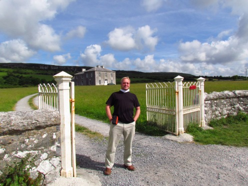 Ireland Father Ted Tour Craggy Island Parochial House