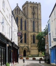 Ripon Cathedral Yorkshire