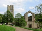 Fountains Abbey Ripon Yorkshire