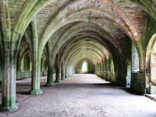 Fountains Abbey Yorkshire