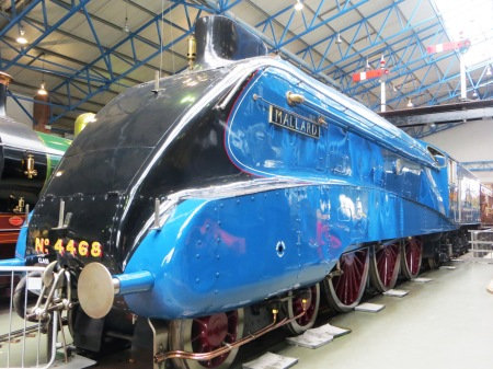 The Mallard National Railway Museum York