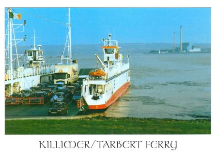 Killimer to Tarbert Ferry