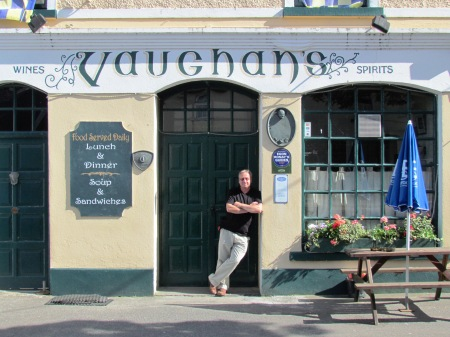 Vaughans Pub Kilfanora Father Ted