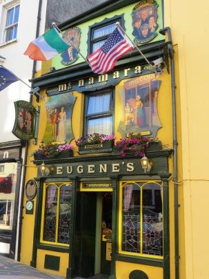 Eugene's Pub Ennistymon Ireland