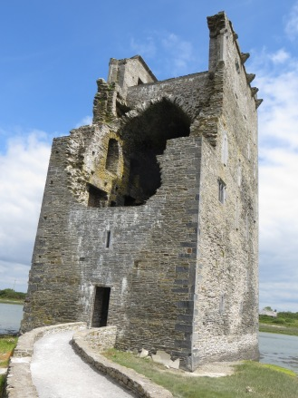 Carrigafoyle Castle Ireland