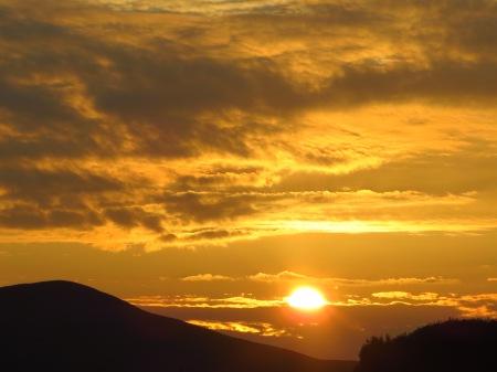 Sunset Dingle Ireland