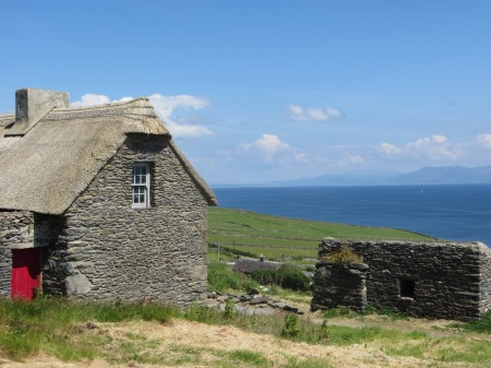Famine Cottage Dingle Ireland