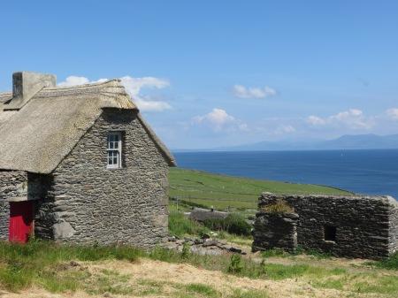 Famine Cottage Dingle Ireland