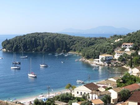 Kalami Bay Corfu White House