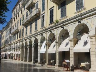Corfu Town Greece