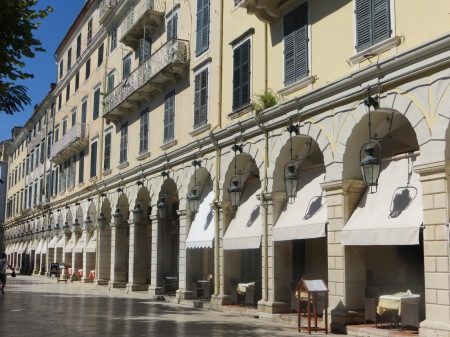 Corfu Town Greece